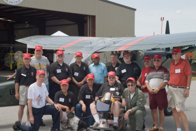 Pilots and Crew of the 184th RAC 2008